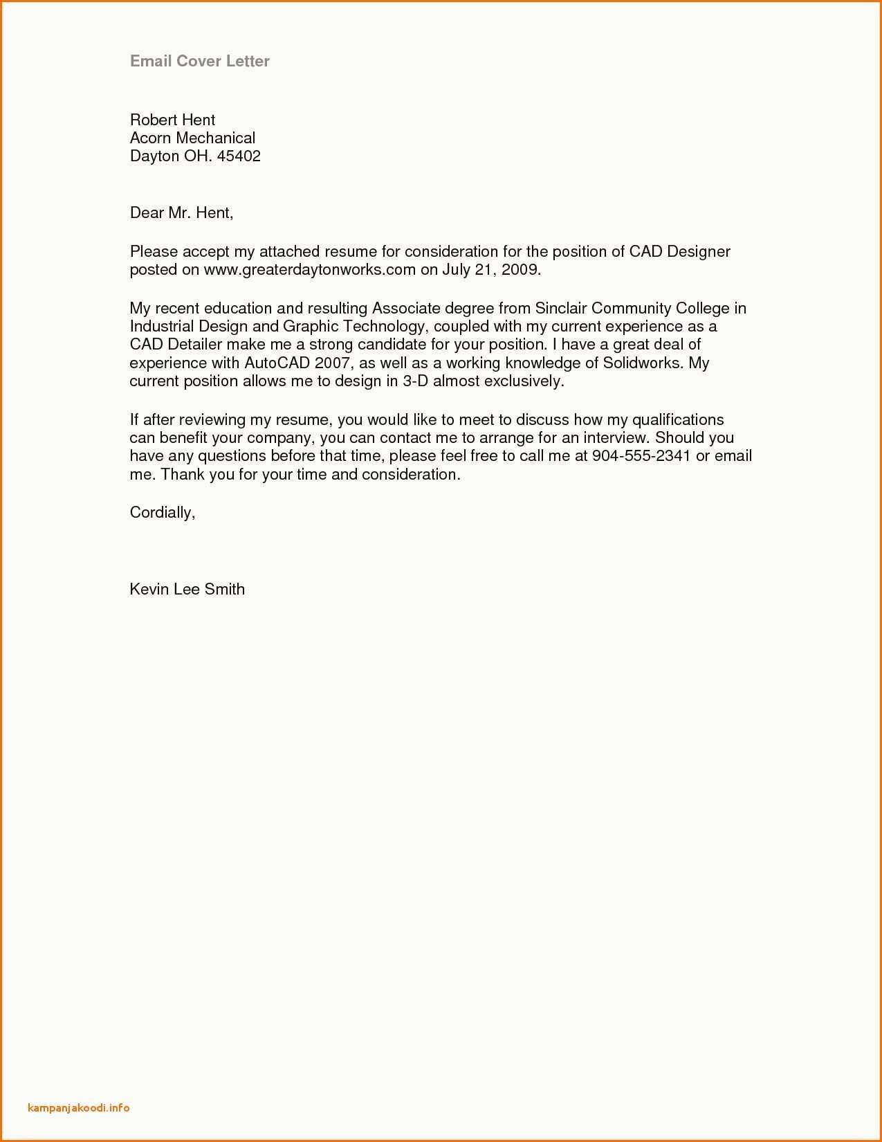 Application Letter Sample In Email Cover Letter Examples For Every Type Of Job Seeker The Muse As An Applicant You Would Also Want The Hiring Manager To See Shjbaaisopan