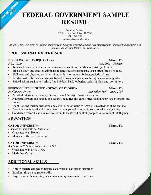exemplary federal resume template for in examples job free construction timekeeper Resume Free Federal Resume Template 2020
