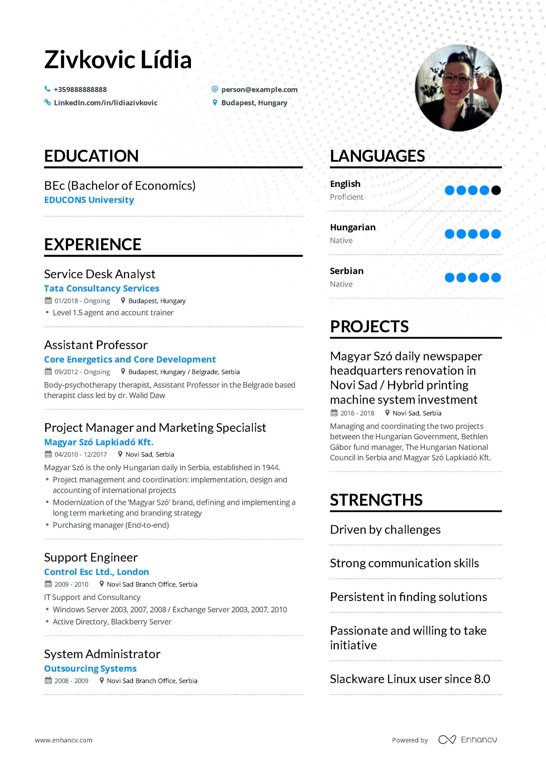 information technology it resume examples ideas programming projects for reddit appealing Resume Information Technology Resume Examples 2020