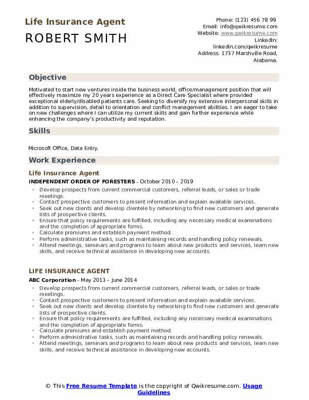 life insurance agent resume samples qwikresume licensed health pdf office depot printing Resume Licensed Health Insurance Agent Resume