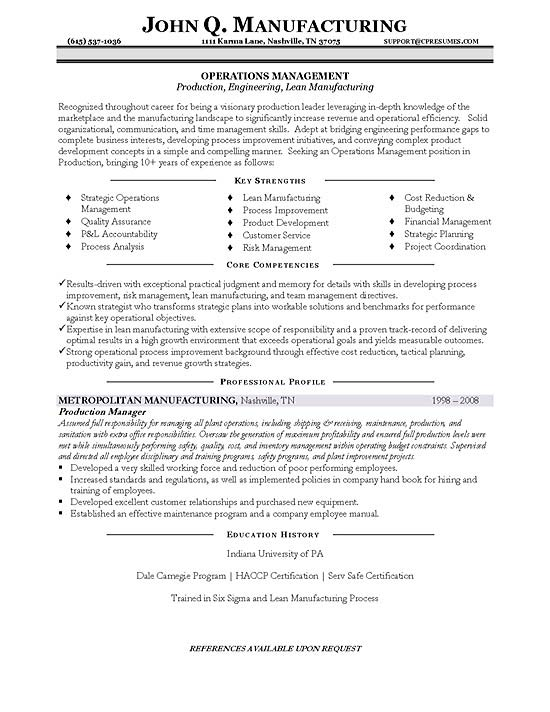 production manager resume example format for footwear industry sample management10 ux Resume Resume Format For Footwear Industry