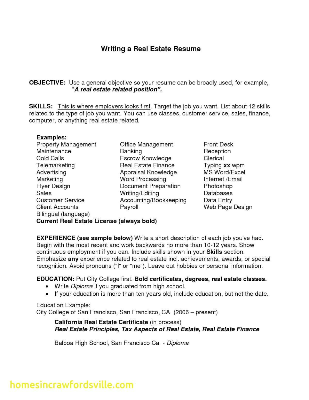 resume objective sample job first format for student esthetician hubspot templates Resume Sample Objective For Resume First Job
