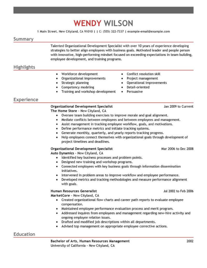 shift leader resume example resumes livecareer leadership experience management emphasis Resume Leadership Experience Resume