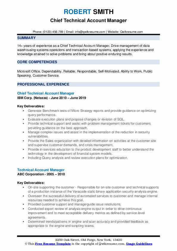 technical account manager resume samples qwikresume technology pdf words for leadership Resume Technology Account Manager Resume