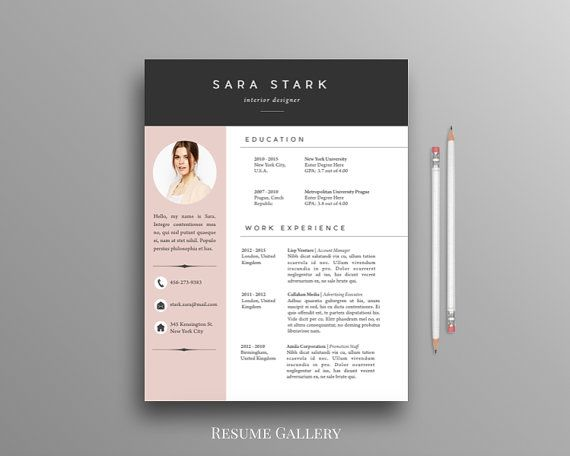 academic cv template word free best resume examples modern creative templates hxaugj leed Resume Free Resume Word Download