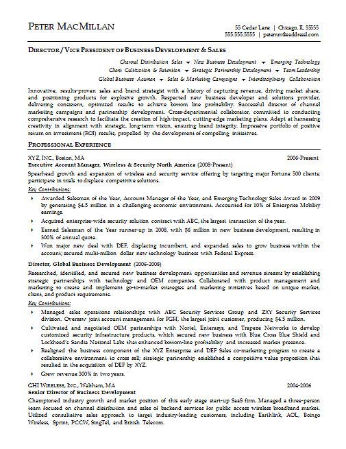 account executive resume example fashion executive1 using indeed maker software for Resume Fashion Account Executive Resume