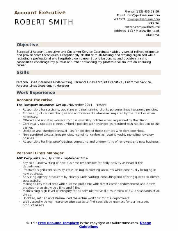 account executive resume samples qwikresume job description for pdf legal template chart Resume Account Executive Job Description For Resume