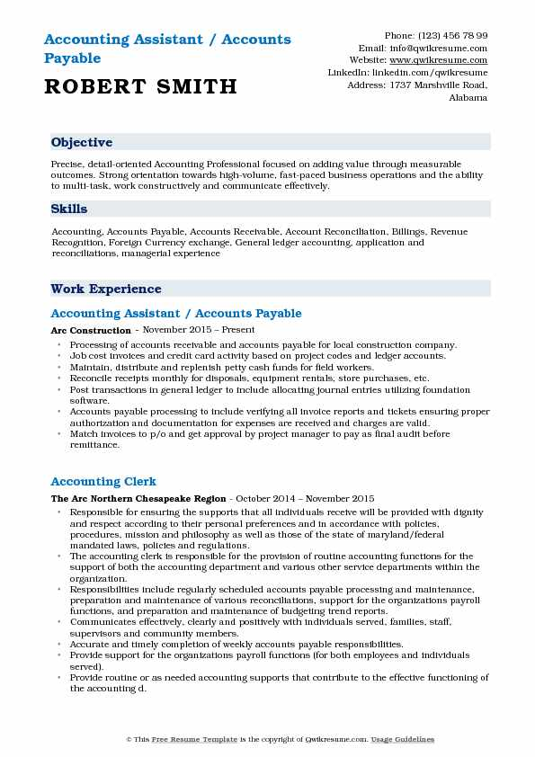 accounting assistant resume samples qwikresume responsibilities pdf summary for network Resume Accounting Assistant Responsibilities Resume