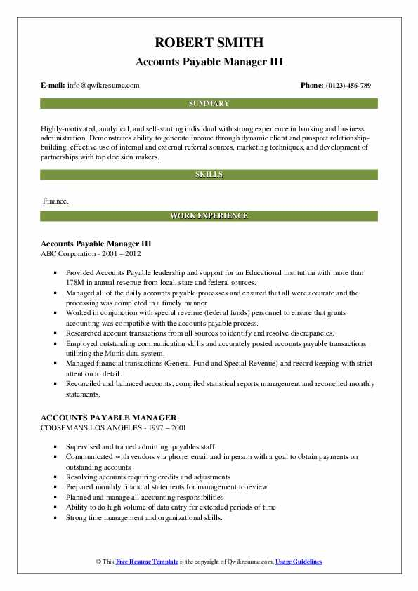 accounts payable payroll coordinator resume december manager pdf pca sample letter Resume Payroll Coordinator Resume