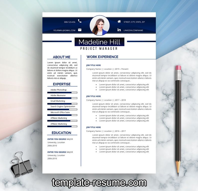 administrative assistant resume template sample in word format examples resumetemplate12 Resume Administrative Assistant Resume Examples 2020