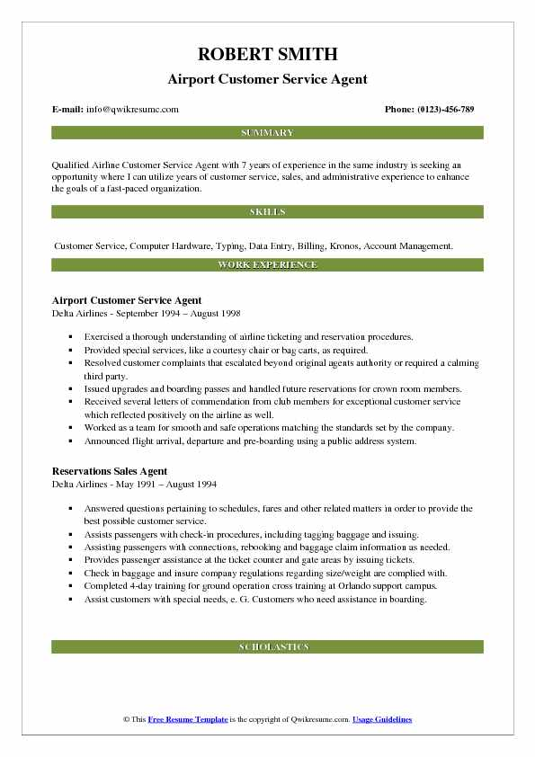 airport customer service agent resume samples qwikresume entry level airline pdf five Resume Entry Level Airline Customer Service Resume