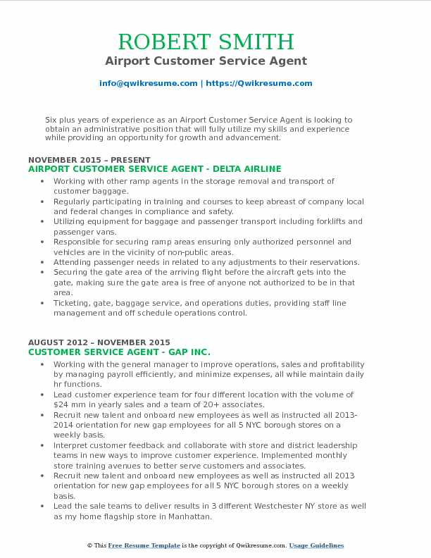 airport customer service agent resume samples qwikresume entry level airline pdf should Resume Entry Level Airline Customer Service Resume