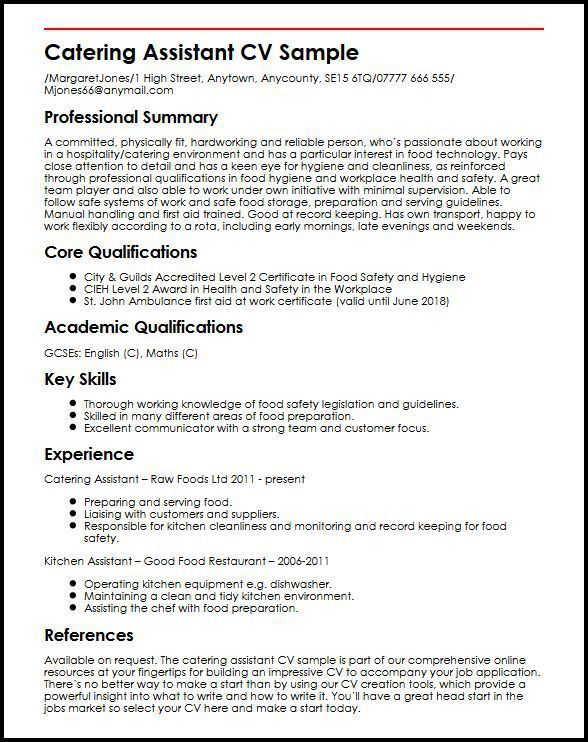 an essay on food safety submission specialist resume examples cv template job hiring Resume Food Safety Specialist Resume