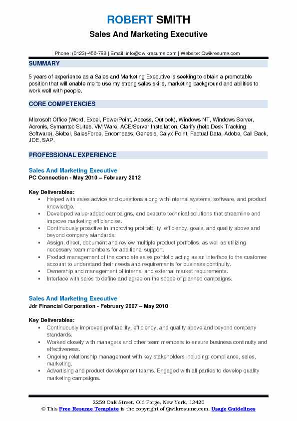 and marketing executive resume samples qwikresume pdf creative writer template elementary Resume Marketing Executive Resume