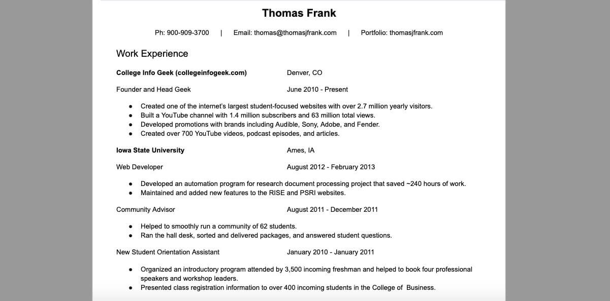 applying for job this is exactly to write winning resume need help preparing frank sample Resume Need Help Preparing Resume