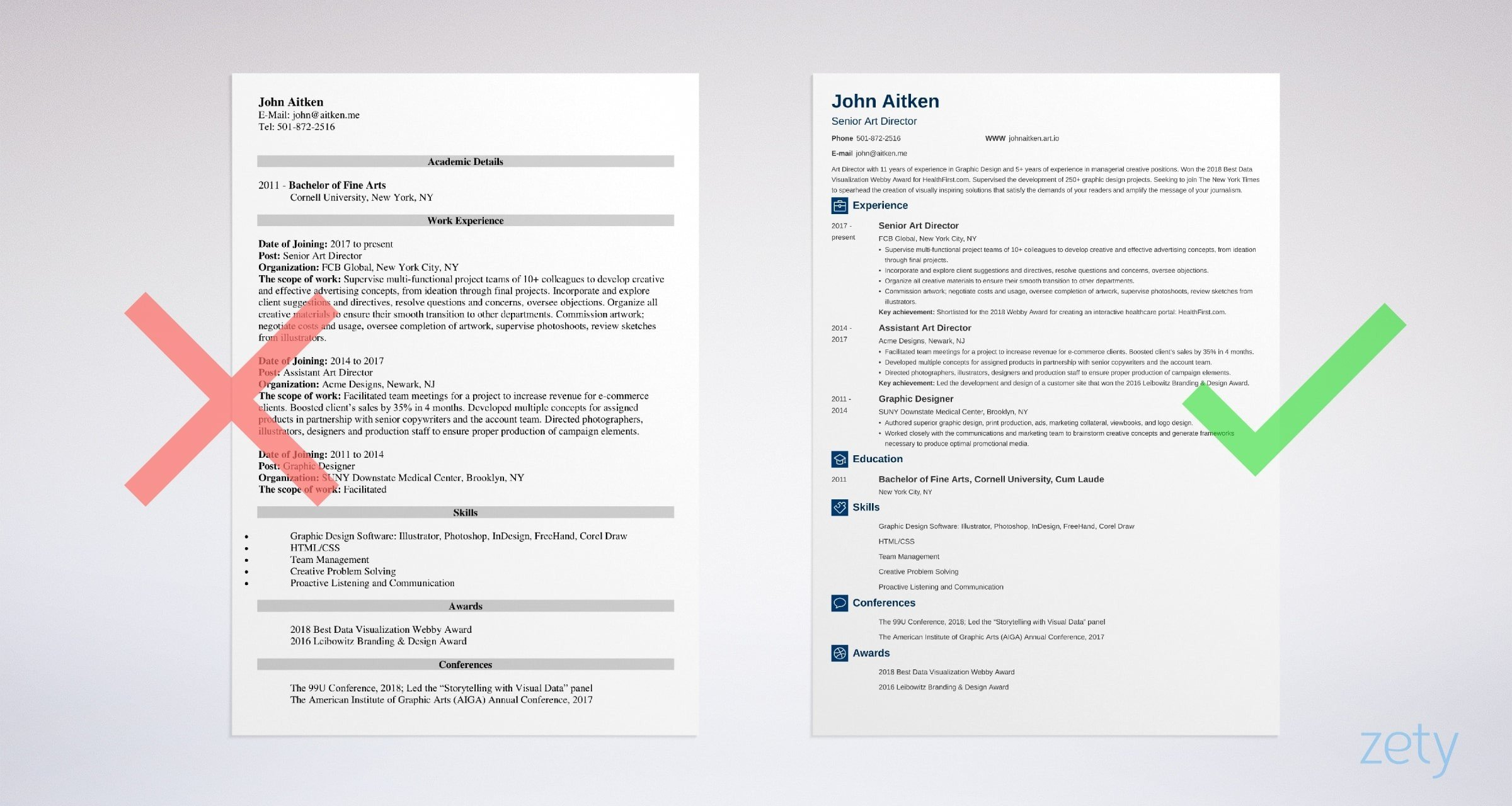 art director resume examples writing guide keywords for investigator objective leadership Resume Keywords For Art Director Resume
