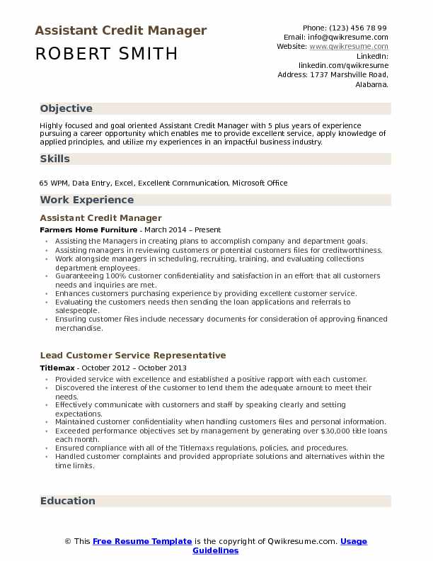 assistant credit manager resume samples qwikresume format pdf proactive synonym political Resume Credit Manager Resume Format
