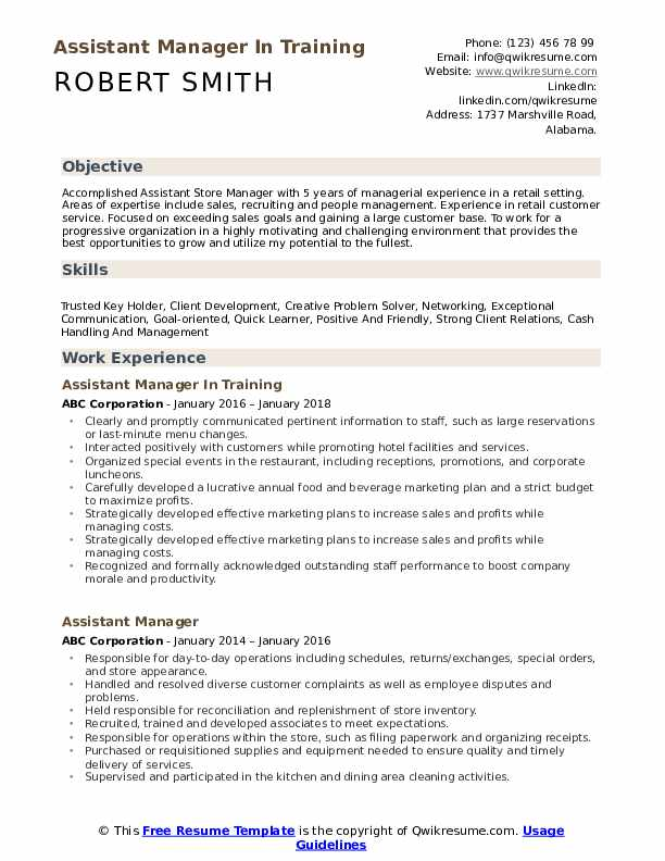 assistant manager resume samples qwikresume examples pdf property preservation hire Resume Assistant Manager Resume Examples