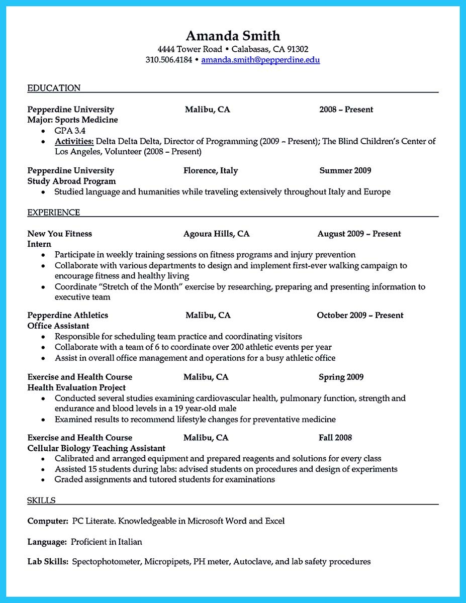 athletic trainer cover letter resume sample templatecertified examples firefighter skills Resume Athletic Trainer Resume Sample