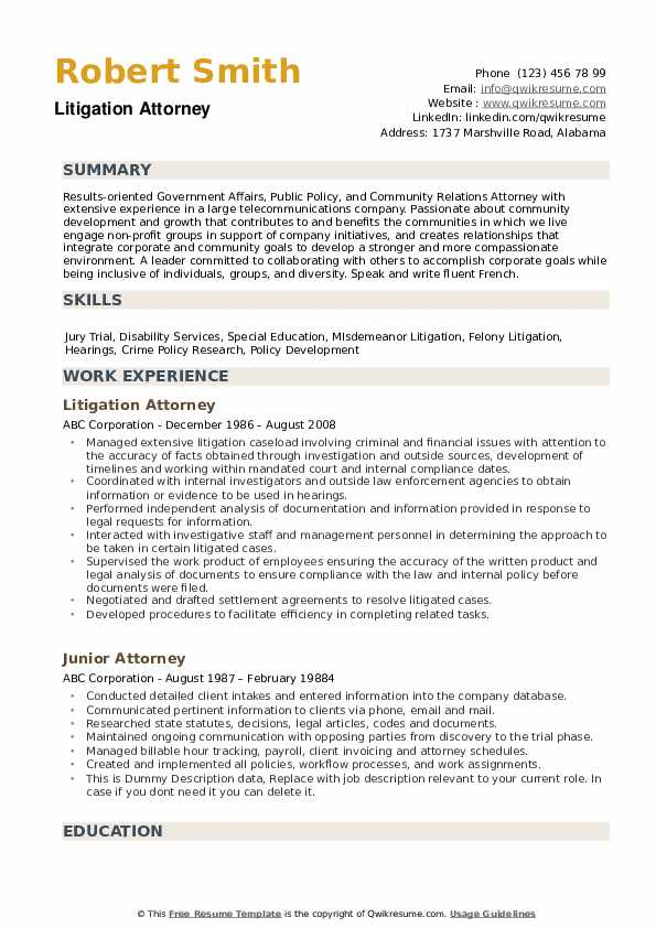 attorney resume samples qwikresume licensed pdf indeed scrum master professional interior Resume Licensed Attorney Resume
