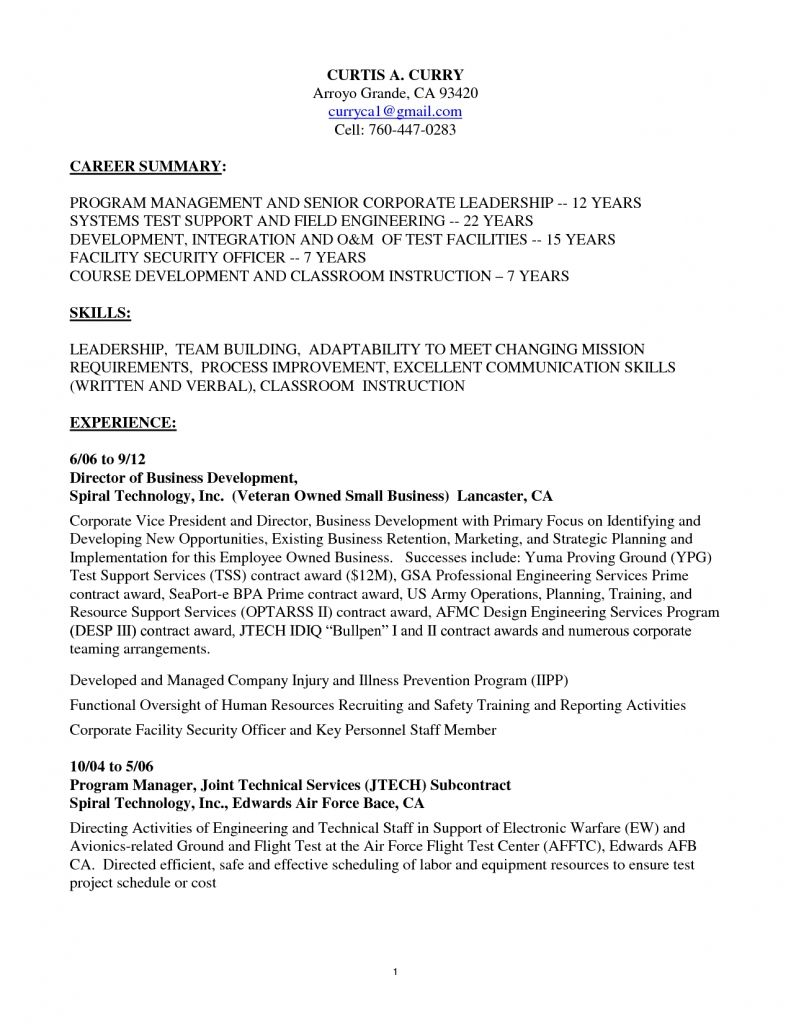 avionics technician resume cover letter for classroom instruction lettering examples Resume Avionics Resume Examples