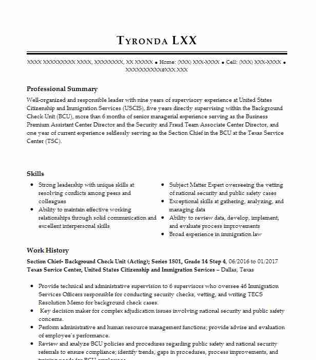 background check specialist ii resume example department of education and care Resume Resume Background Check