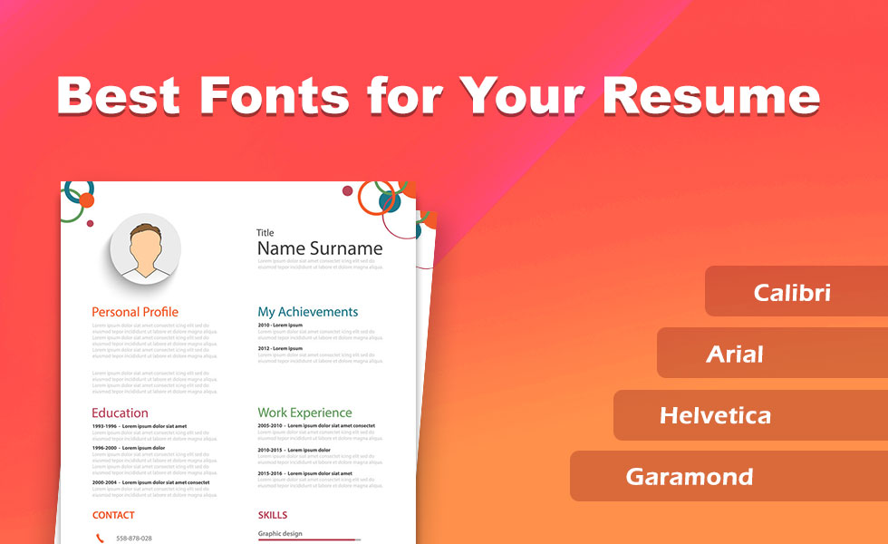 best fonts and size to use on your resume setresume font for ats friendly legal assistant Resume Best Font Size For Resume 2020