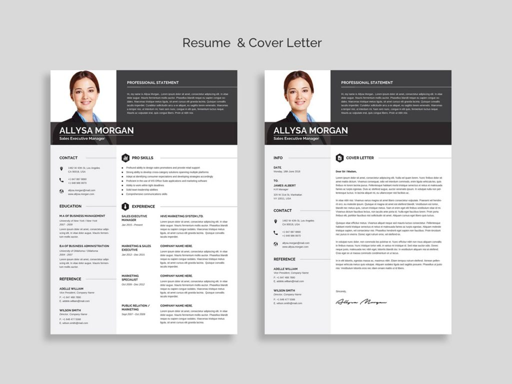 best free ms word resume templates webthemez template 1024x768 short and engaging pitch Resume Resume Template Download 2020