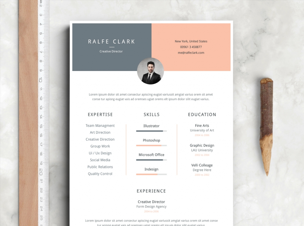 best free resume templates of layout attractice making services manager job description Resume Resume Layout Free Download