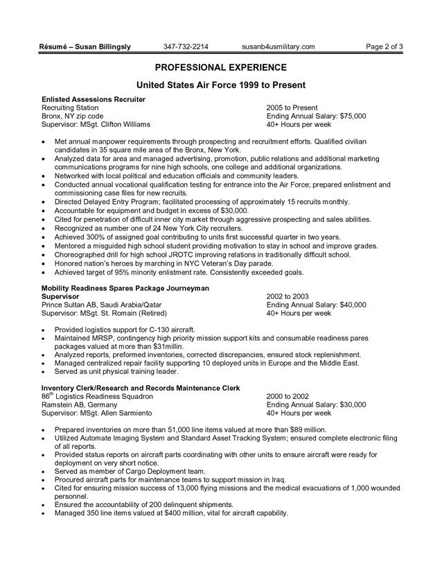 best government resume samples professional templates federal job template free filler Resume Free Federal Resume Samples