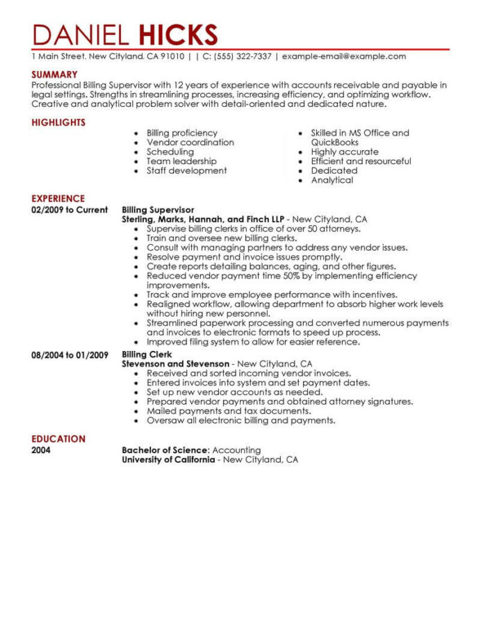 best legal billing clerk resume example livecareer law job description contemporary Resume Law Clerk Job Description Resume