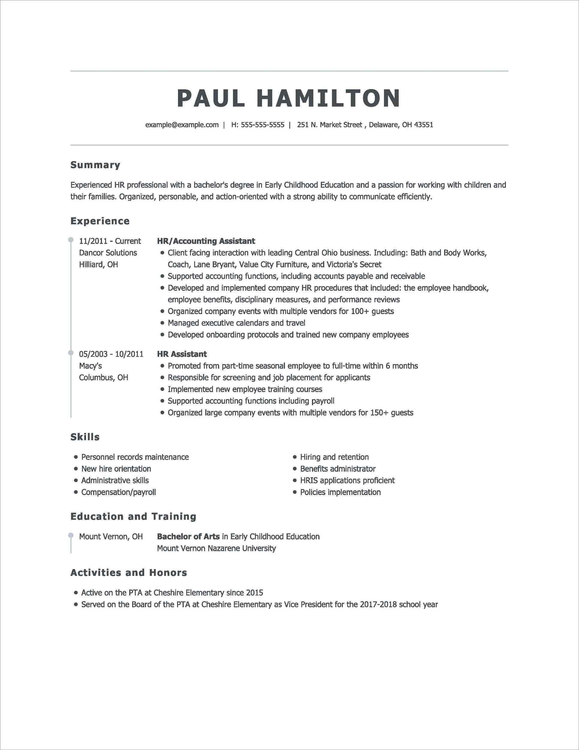 best resume builders free paid features builder examples hls admin assistant sample Resume Resume Builder Examples