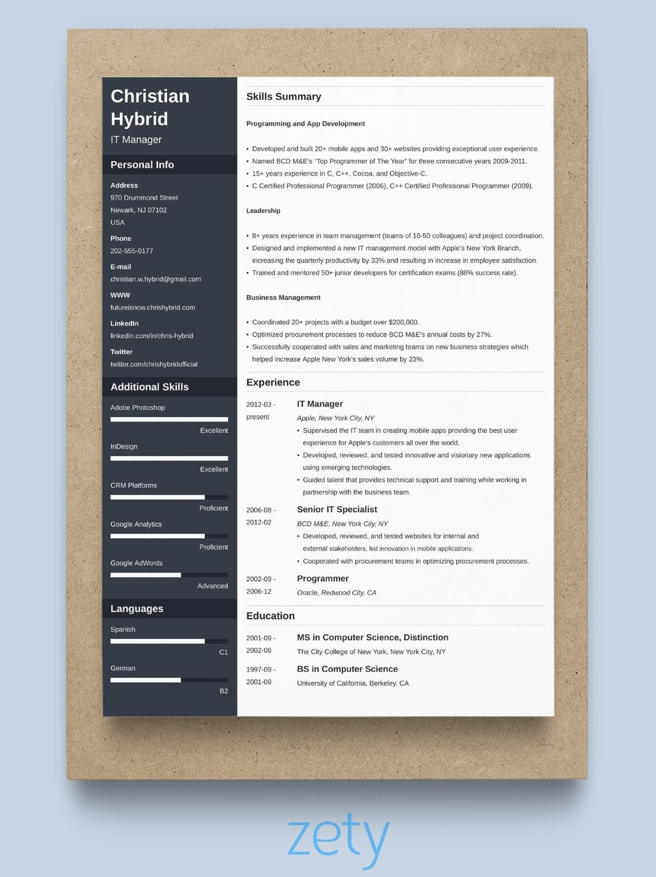 best resume format professional samples latest for freshers amazing examples job skills Resume Latest Resume Format 2020 For Freshers