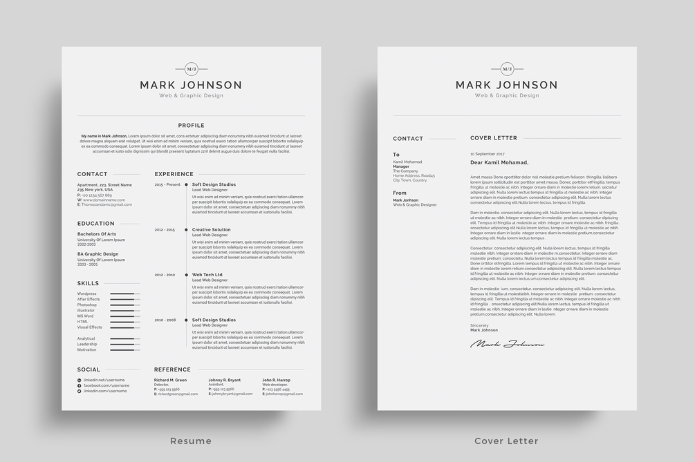 best resume templates for all job seekers designs hub mark template word hydro one modern Resume Best Resume Templates 2020