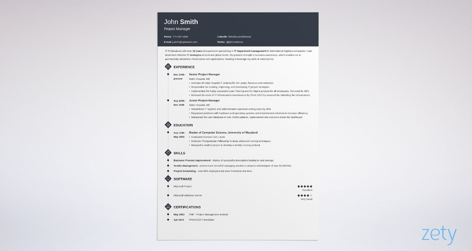 best resume templates for top picks to executive template free college student without Resume Executive Resume Template 2020 Free