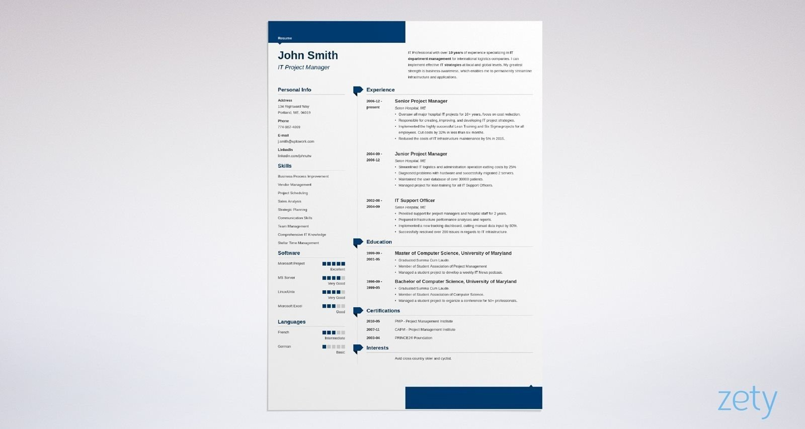 best resume templates for top picks to zety template modern format word mac professional Resume Zety Resume Template Download