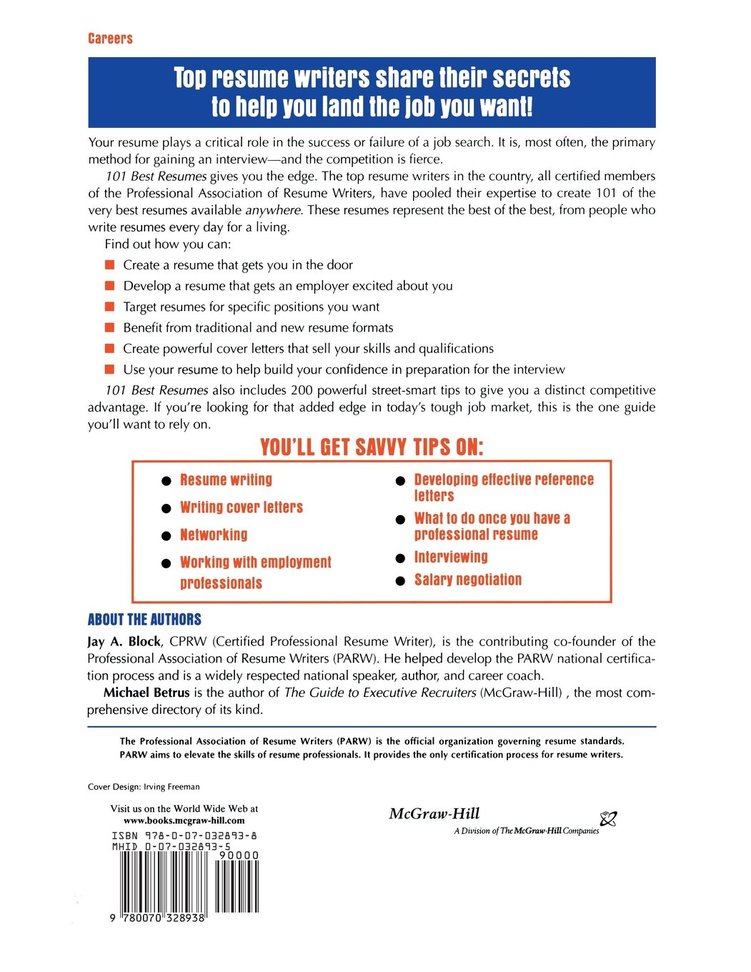 best resumes endorsed by the professional association of resume writers block betrus Resume National Resume Writers