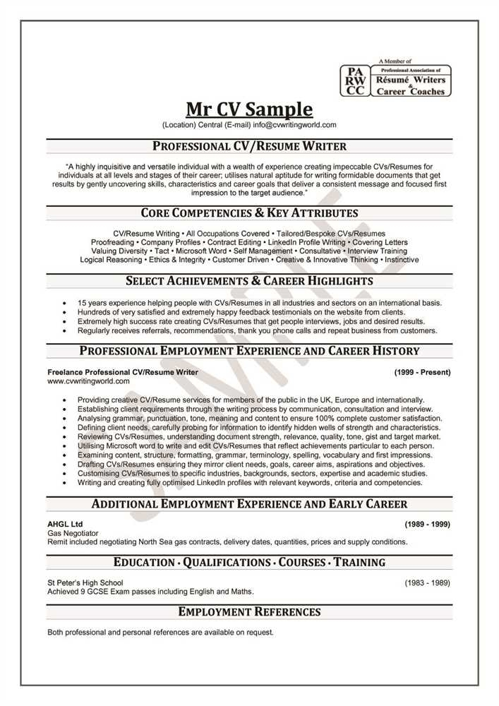 best rsume writing service professional resume the writers cv center regarding services Resume The Resume Professional Writers