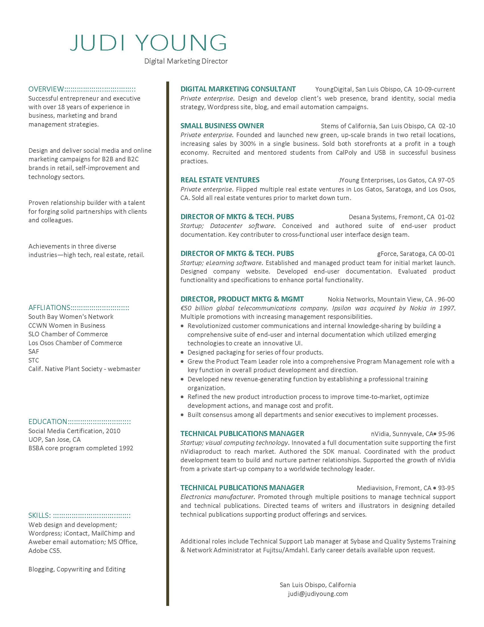 best solutions of digital marketing manager resume for your web job examples campaign Resume Campaign Director Resume
