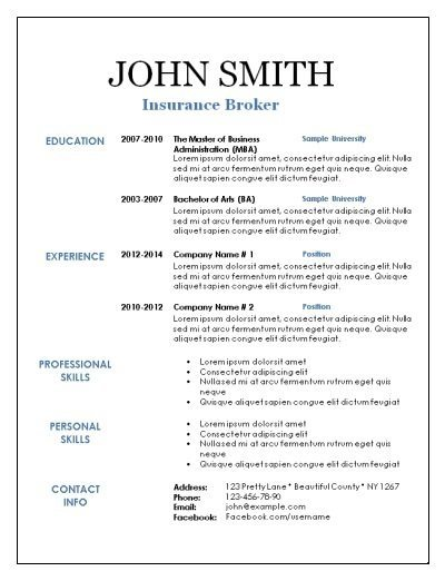 blank resume template should use keywords for promotion computer repair technician sample Resume Should I Use A Resume Template