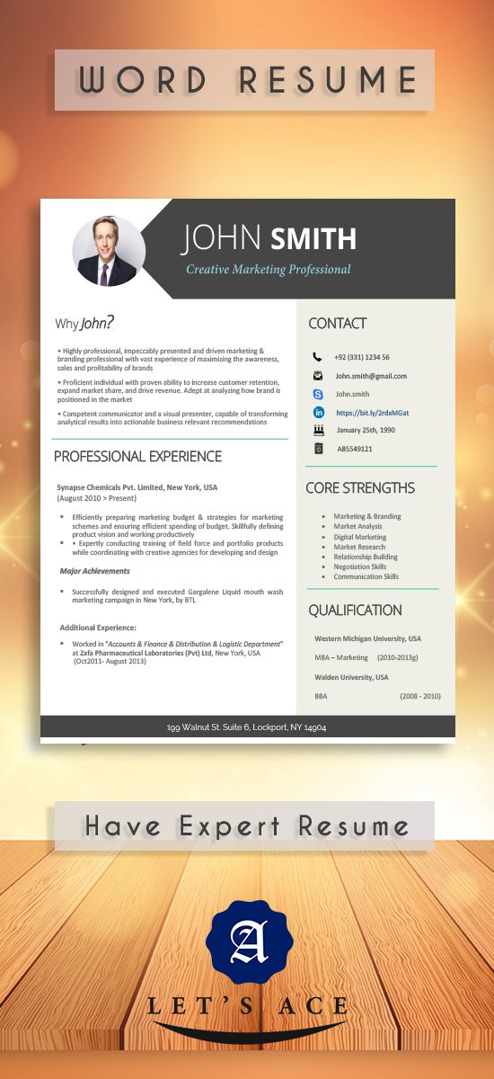 bunch of attractive and good looking resume designs in word format to downloaded do check Resume Visually Attractive Resume