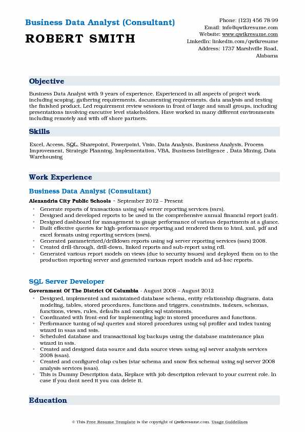 business data analyst resume samples qwikresume migration pdf the movie brewery acting Resume Data Migration Business Analyst Resume