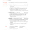 by current resume template format supply chain examples healthcare testing skills for Resume Current Resume Format 2020