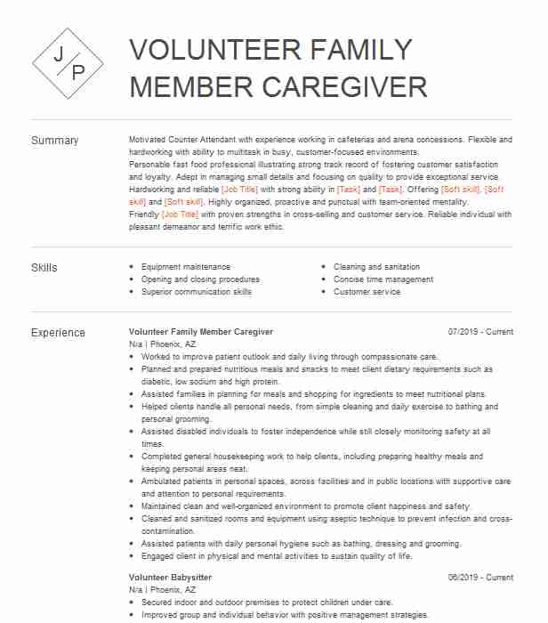 caring for sick family member resume example home care indianapolis on federal government Resume Caring For Family Member On Resume