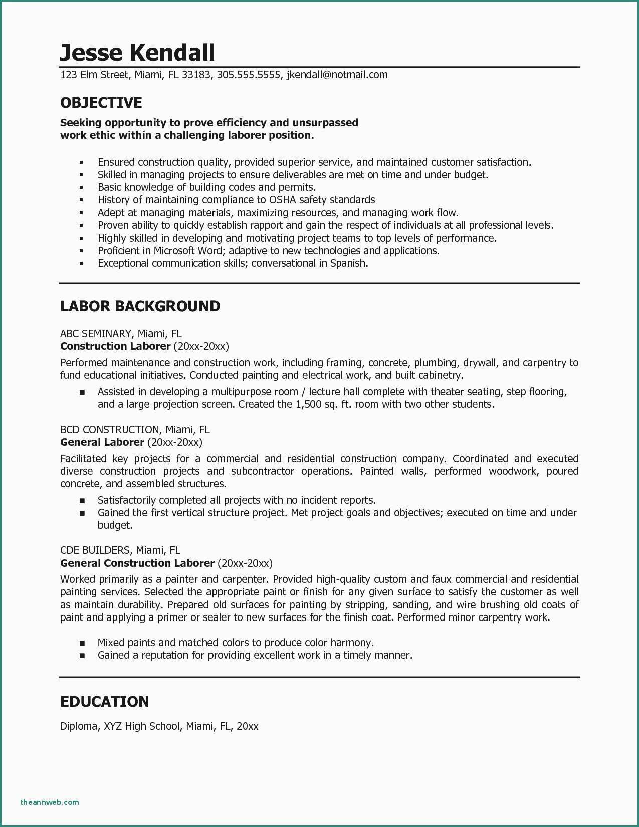 carpenter job description for resume best of admirably graph self em objective statement Resume Carpenter Job Description For Resume