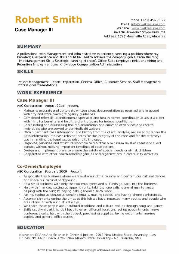case manager resume samples qwikresume correctional pdf embellish latex for kyc analyst Resume Correctional Case Manager Resume