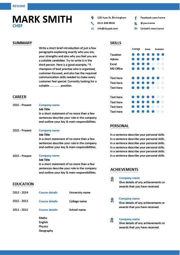 chef resume sample examples sous jobs free template chefs job description work samples Resume Free Sous Chef Resume Samples