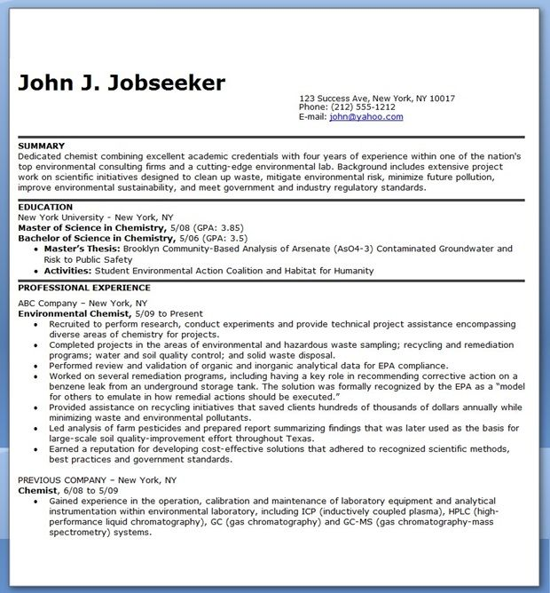 chemist resume examples downloads professional objective analytical sample lpn summary Resume Analytical Chemist Resume Sample