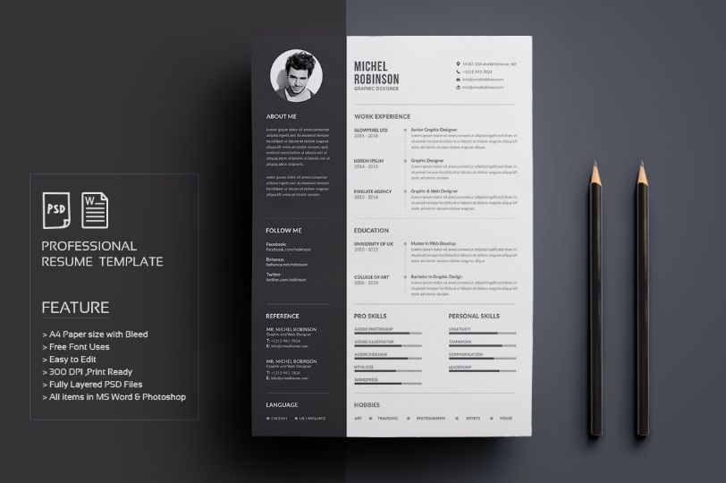 civil engineer resume template word and indesign format graphic professional customizable Resume Professional Engineer Resume Template Word
