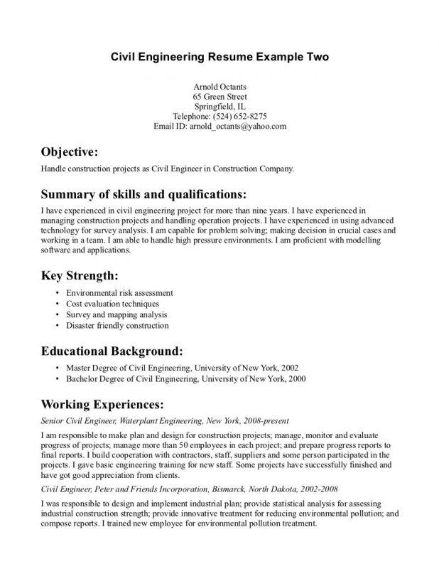 civil engineering resume objective mryn ism for student writing students format executive Resume Objective For Civil Engineering Student Resume